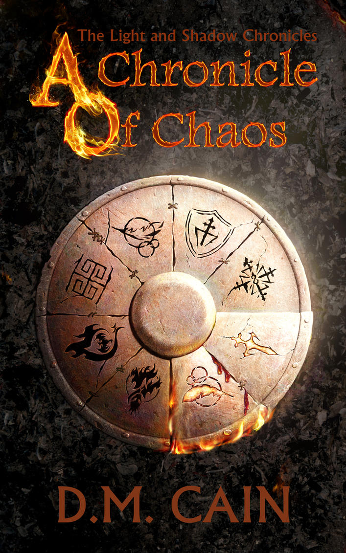 Bookcover for 'A Chronicle of Chaos' by Ameryn