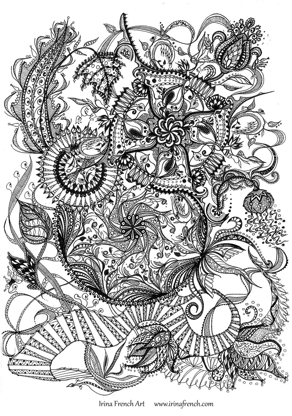 Dragon mandala by ameryn on deviantart - Mandala dragon ...