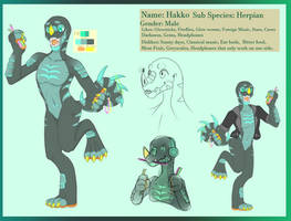 Chimereons MYO design: Hakko (Approved)