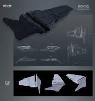HORUS by noc-D