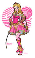 Disney Magical Girl - Aurora