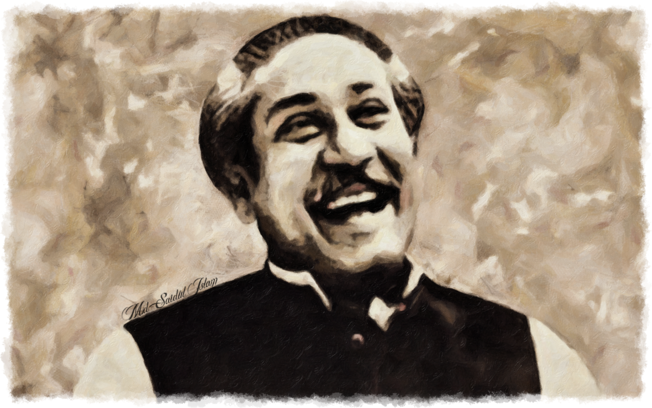Sheikh <b>Mujibur Rahman</b> - The Legend of Bangladesh by SaidulIslam - sheikh_mujibur_rahman___the_legend_of_bangladesh_by_saidulislam-d7kv1p0