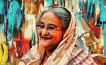 Sheikh Hasina the leader by SaidulIslam
