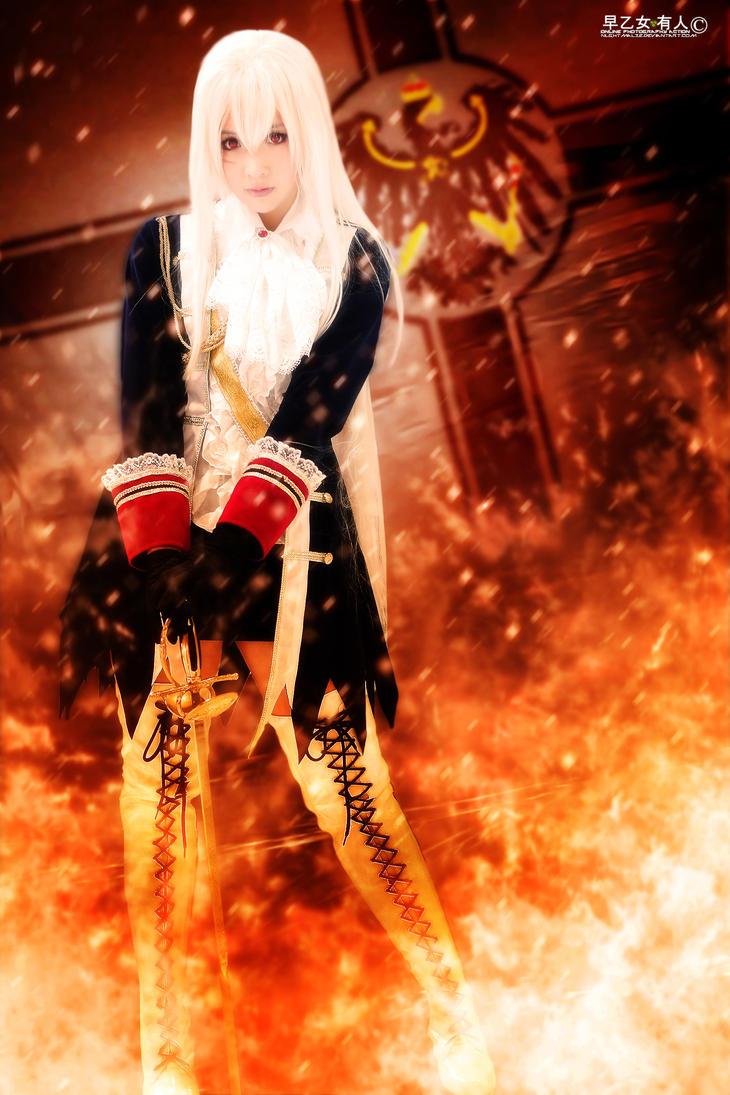 Iri - Prussia by Nlghtmal2e