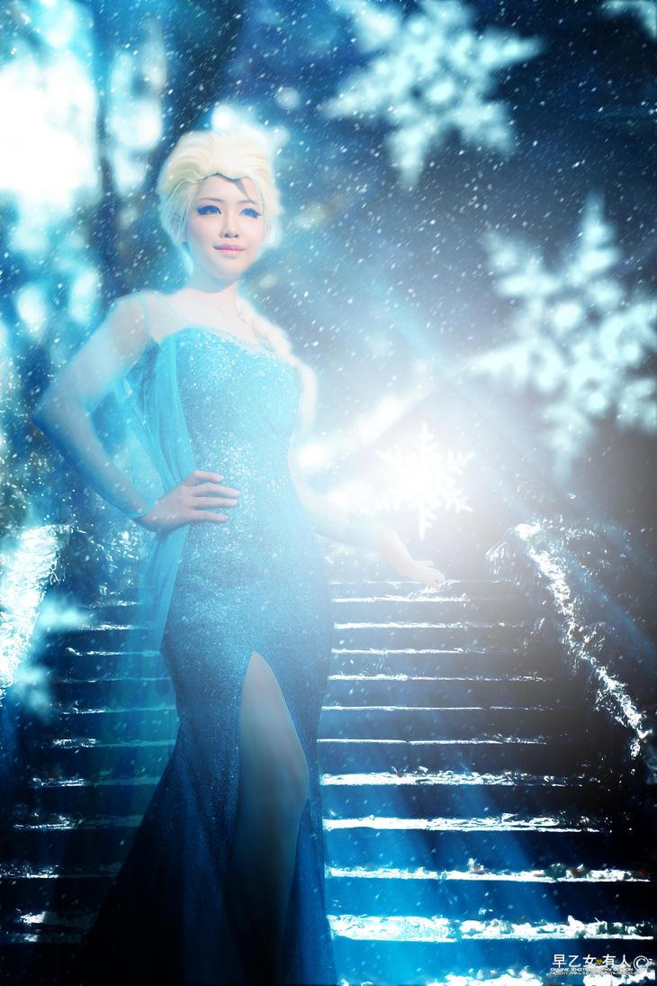 Aim - Elsa by Nlghtmal2e
