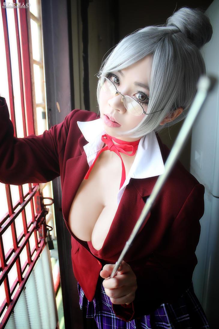Koyuki - Meiko Shiraki by Nlghtmal2e