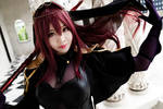 Scathach Lancer (9) by Koyuki by Nlghtmal2e