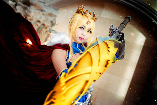 Arturia Lancer (3) by Koyuki