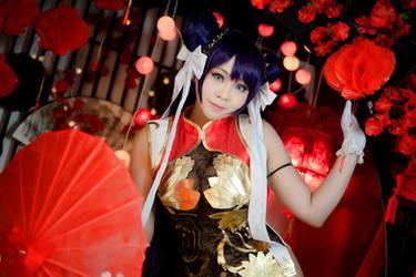 Martha Qipao (16) by Koyuki by Nlghtmal2e