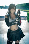 Tifa Lockhart (1) by Koyuki by Nlghtmal2e