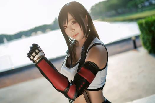 Tifa Lockhart (7) by Koyuki