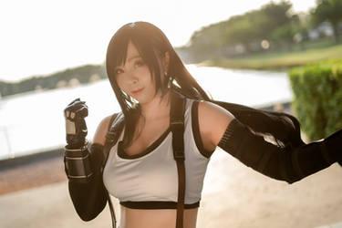 Tifa Lockhart (10) by Koyuki