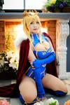 Artoria Lancer (10) by Koyuki