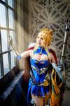 Artoria Lancer (41) by Koyuki by Nlghtmal2e