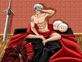 Rise and shine Dante by WJ2050