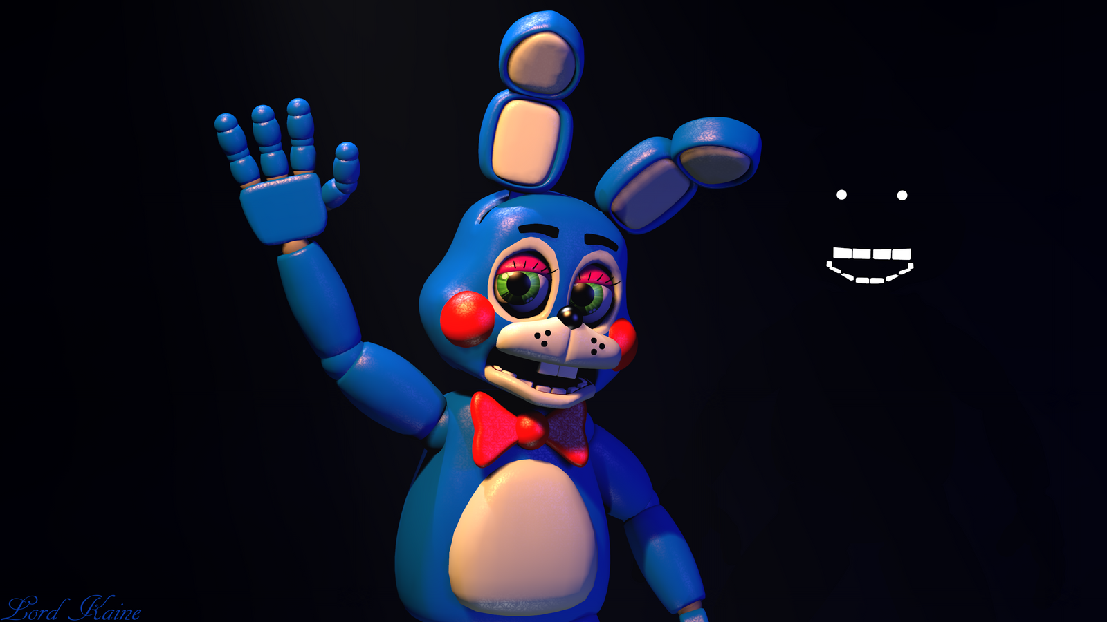Group Of Toy Bonnie F Naf Wallpapers Hd