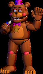 Rockstar Freddy by Lord-Kaine