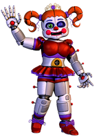Stylized Baby (Complete) by Lord-Kaine