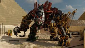 Destructive Behemoth