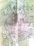 Shana in Goth Loli Dress