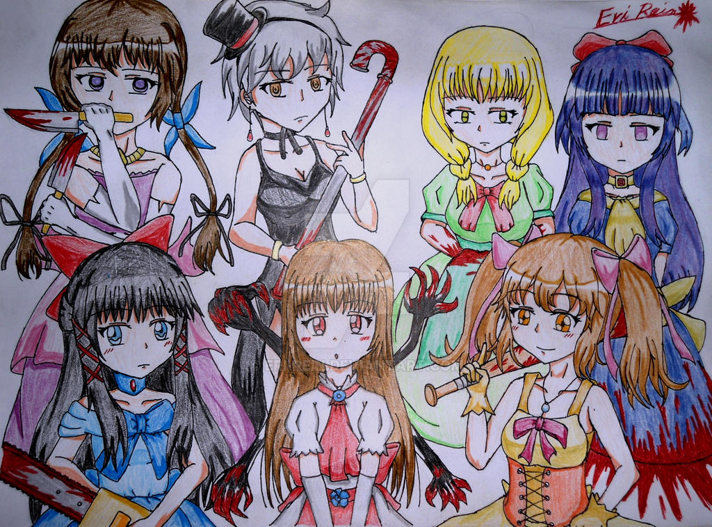 Horror Girls by yukisnishika   RPG Maker Games   Know Your
