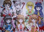 RPG Maker Game Girls