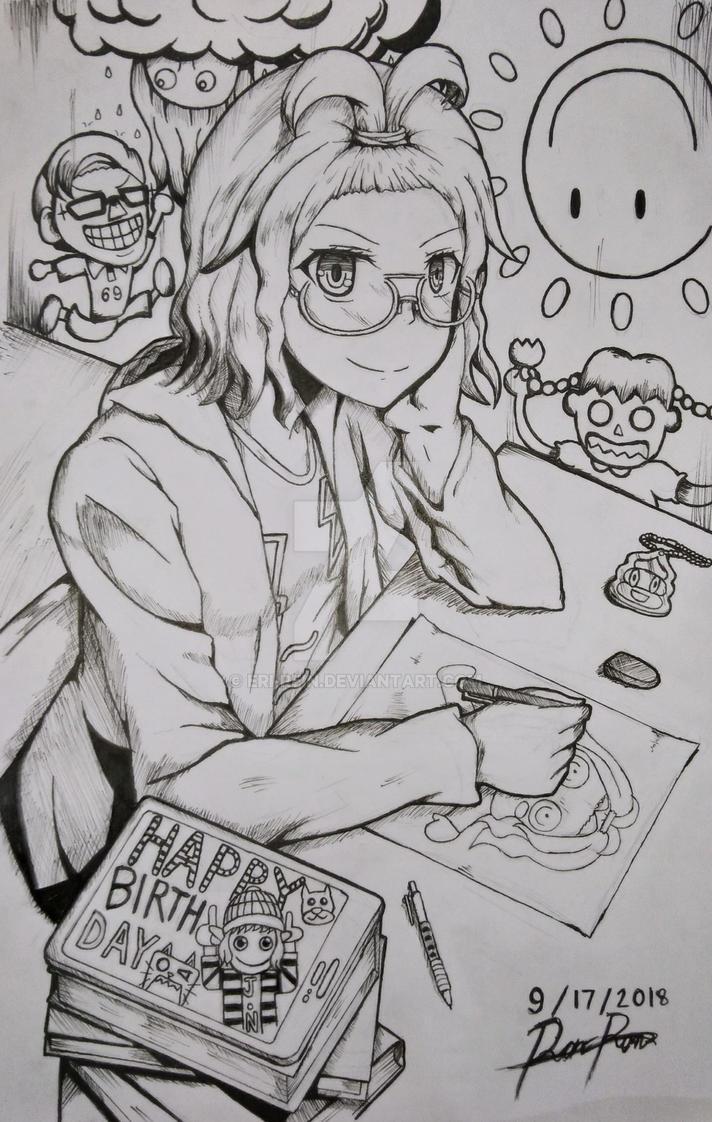 Doodling by Eri-Rein