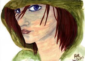 Watercolor Study 1