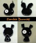 zombie bunny rabbits