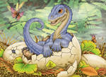 Baby Sauropod