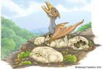 Pterosaur Hatchling