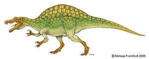 Spinosaurus Concept