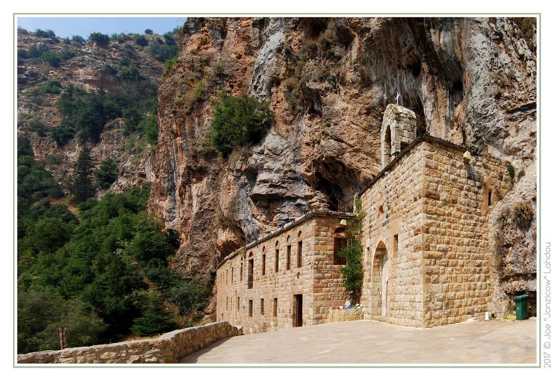 Monastery of Mar Lishaa by JONZICOW