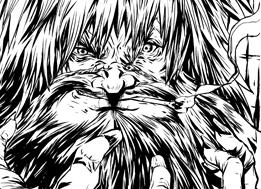 Big Bad Wolf 2 cover SNEAK PEEK by jpdeshong
