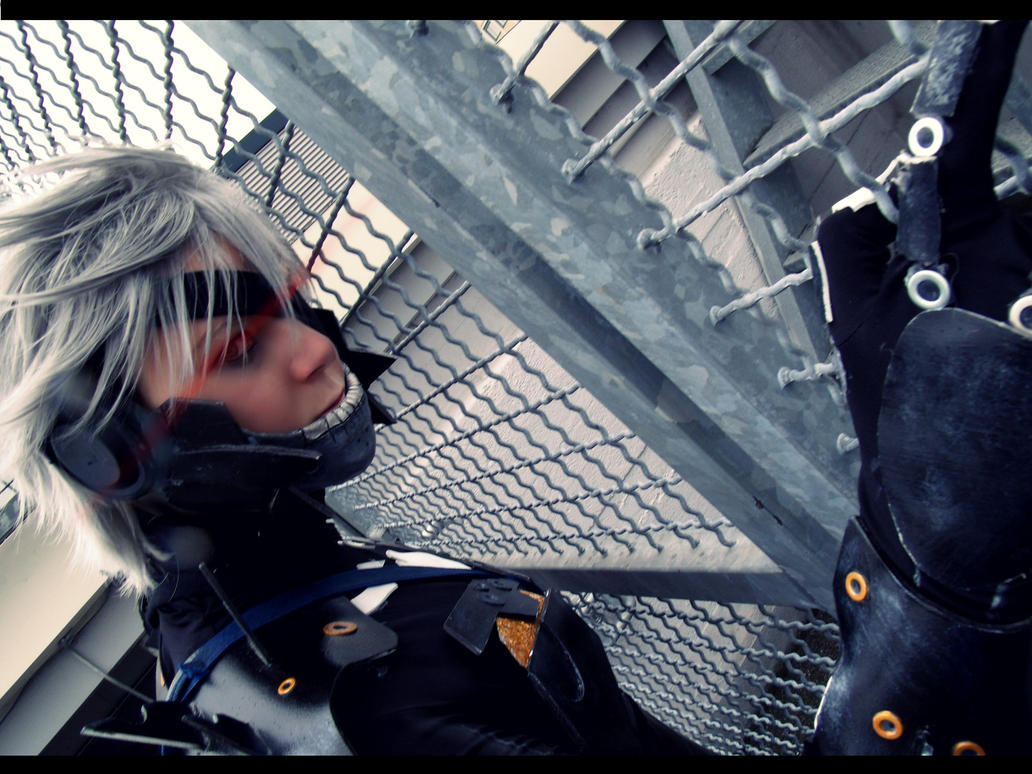 Rising Raiden Cosplay Jack is Back! by Moin2D