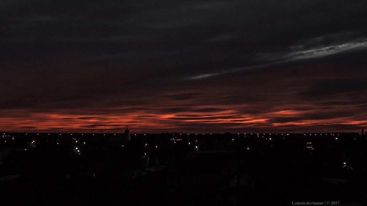 Sunset, take 123981293821 by Lentziu