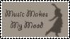 Music Makes My Mood by OlegVRK