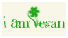 I Am Vegan by OlegVRK