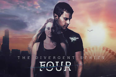 Four [Theo James and Shailene Woodley] by ValFenomGreen