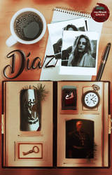 Diaz by ValFenomGreen