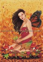 Autumn Breeze by PickledPixie