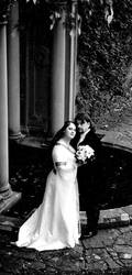 BML Wedding pic by PickledPixie