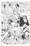 Wonder Woman sample page 1
