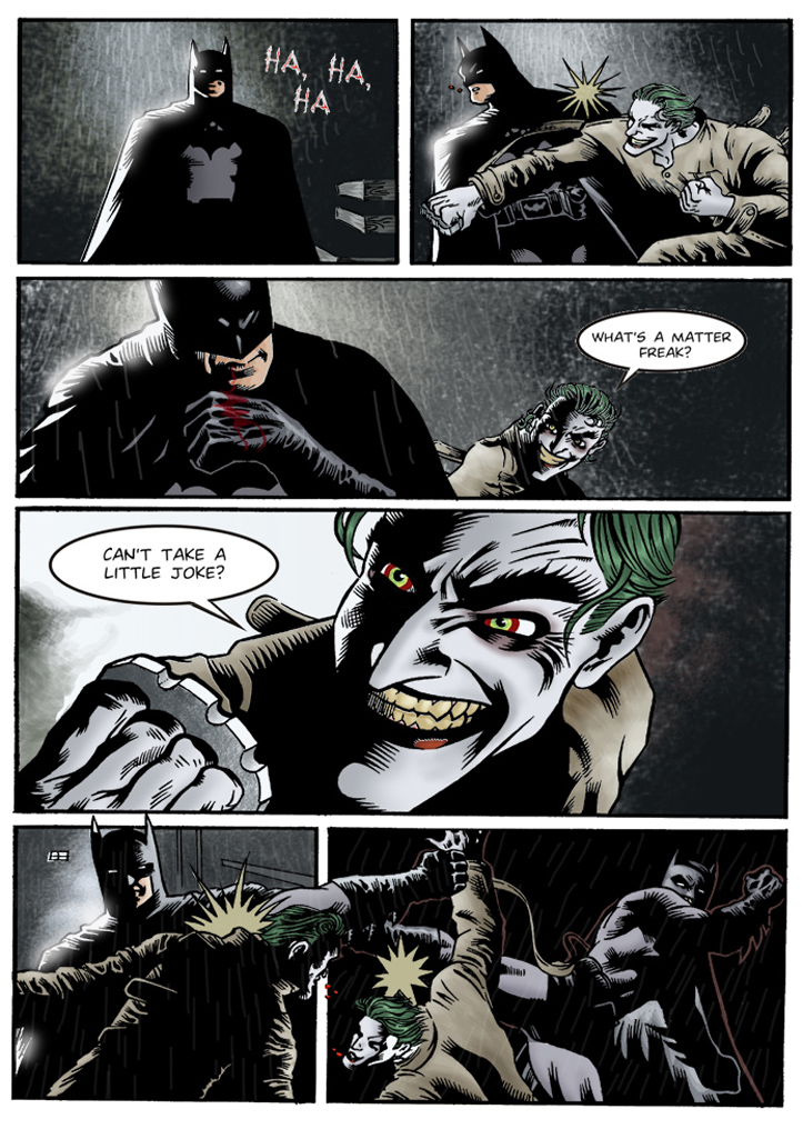 New-rutororg  бэтмен тупик  batman dead end