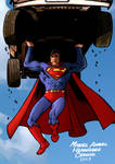 Superman Comission