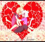 I Love you 4Ever Tora x Berry