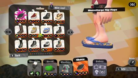 Kilita feet #14 by Ghosttrainer23