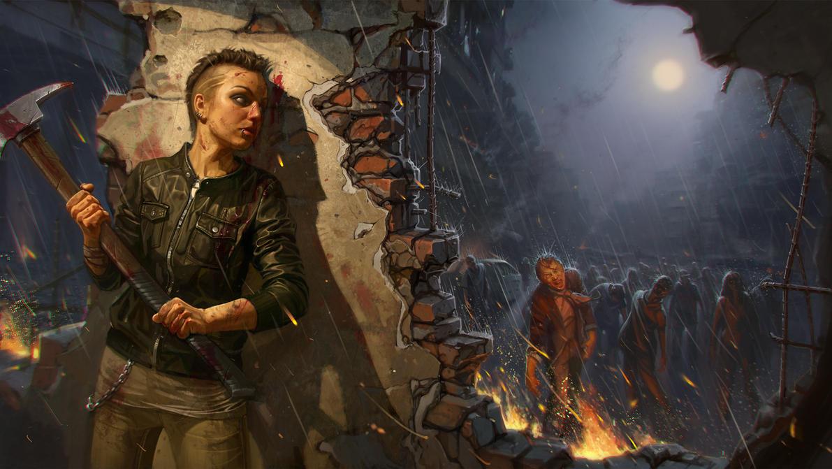 infestation (War z) by Denis-off