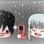 Kitaro and Kyokuran by Kyokuran