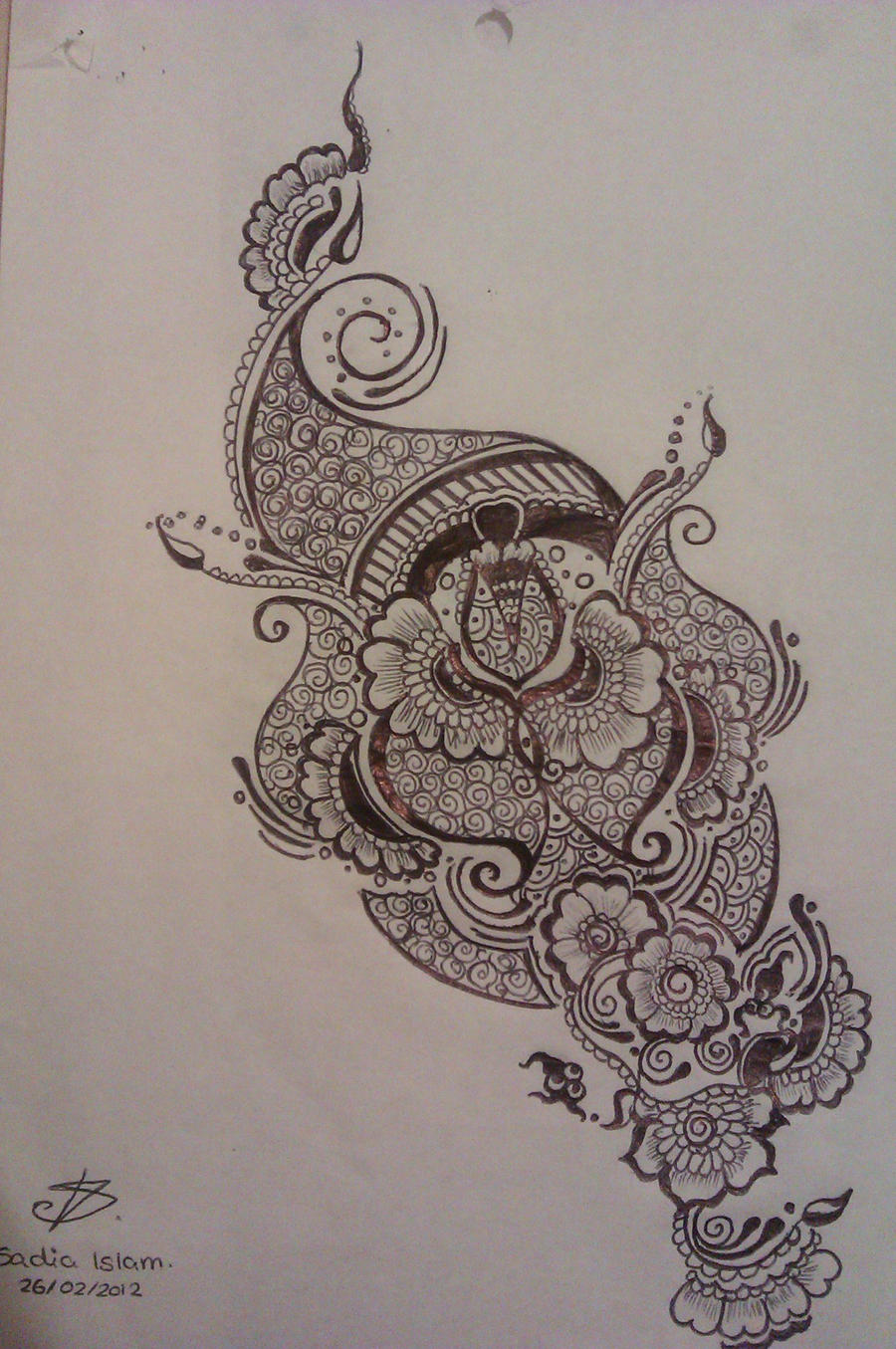 first original design :) by xe2x
